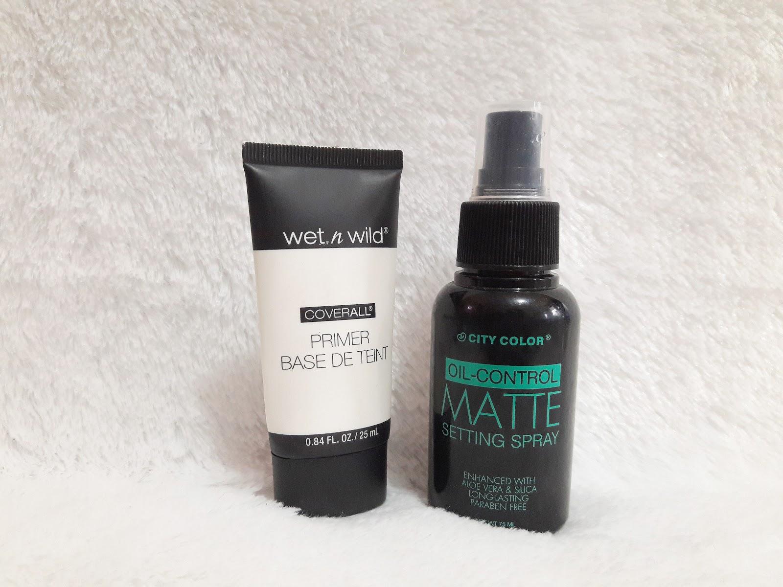City Color Primer Spray Base Makeup Daftar Harga Terkini Holo Oil Mungkin Itu Cuma Buat Orang Yang Punya Kulit Oily Atau Normal Kaya