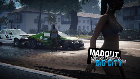MadOut2 BigCityOnline v4.7 Mod Apk Terbaru (Unlimited Money)