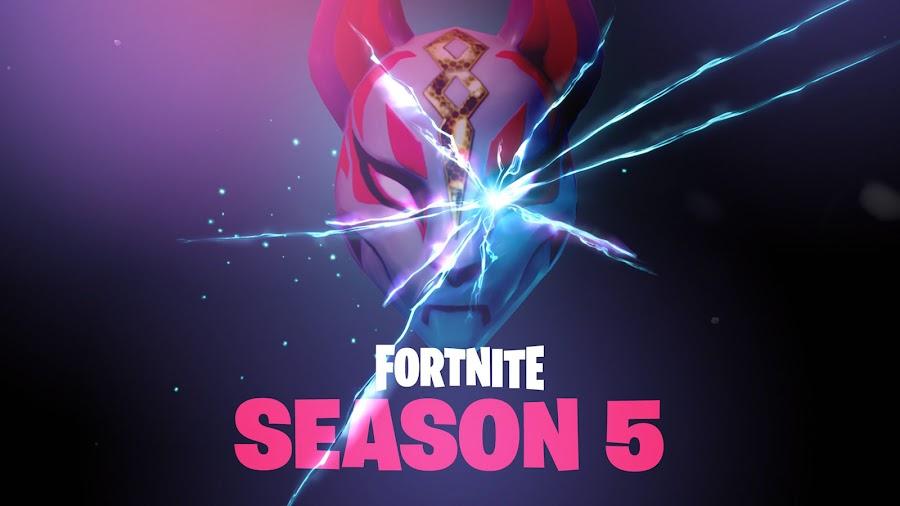 fortnite season 5 tease