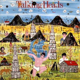 Talking Heads, Little Creatures