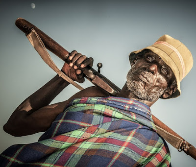 Old African Hunter