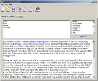 Download Free Article Rewriter Or Spinner Software  Just Naira Downloadfreearticlerewritersoftware