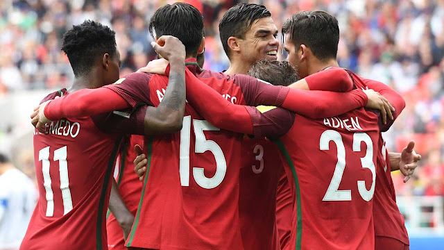 Portugal Taklukkan Arab Saudi 3-0