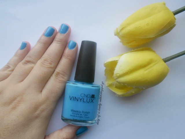 CND Vinylux Weekly Polish Digi-Teal