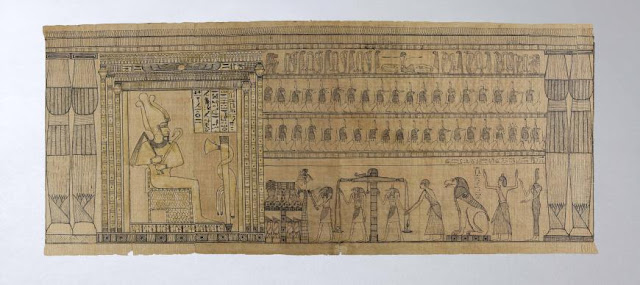 'Book of the Dead: Becoming God in Ancient Egypt' at the Oriental Institute, University of Chicago