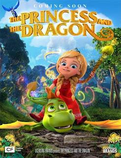 The Princess and the Dragon  2018