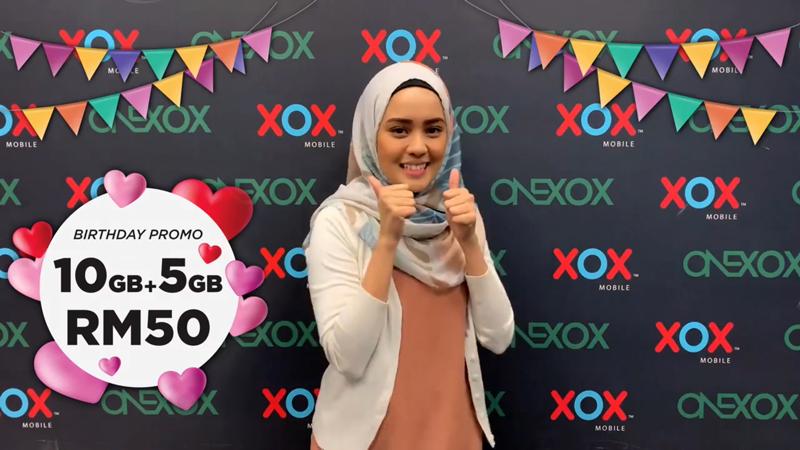 ONEXOX Birthday Promo