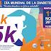 Maratón 2k y 5k por el Día Mundial de la diabetes