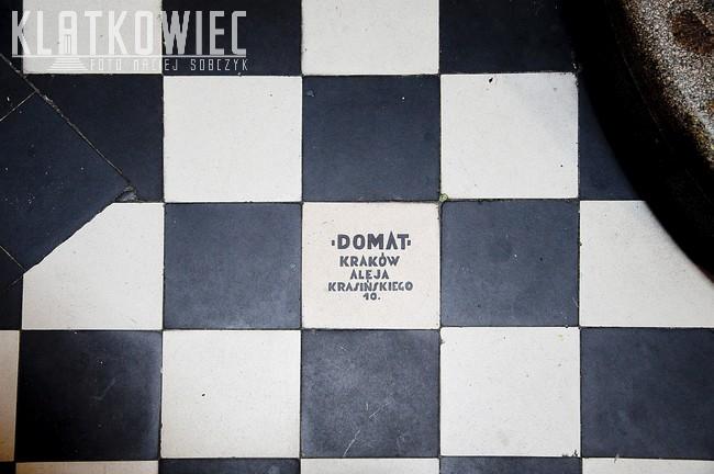 Kraków: posadzka z firmy DOMAT
