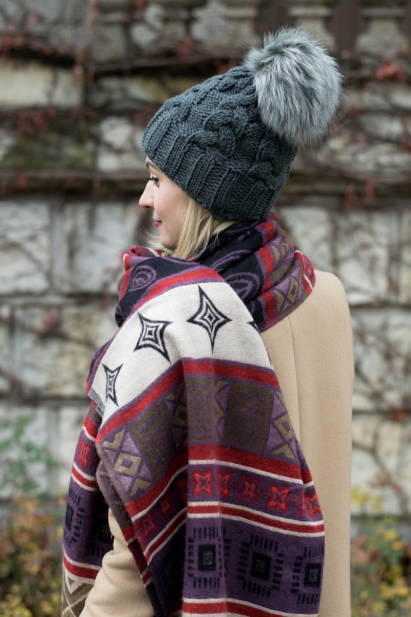 Futrzane wykończenie każdej zimowej stylizacji