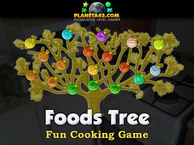 Кулинарни игри - Видове храни