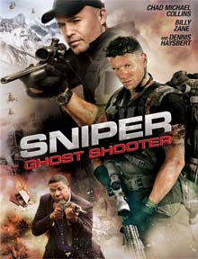 Ver Sniper 6: Ghost Shooter (2016)