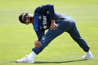 Virat Kohli Fitness 2016