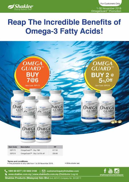 Shaklee Baby  omega guard, minyak ikan terbaik, skincare organic, skincare berasaskan tumbuhan, youth shaklee promosi november 2018 Promo Terbaikkkkkkk