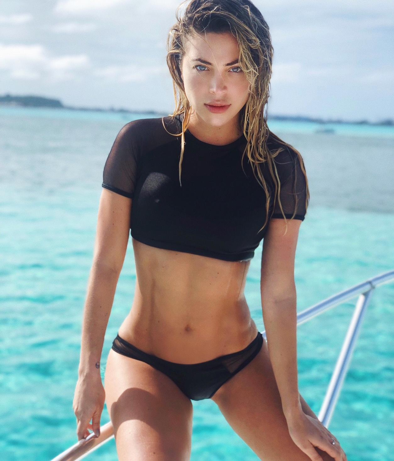 modelo colombiana Daniela Tamayo