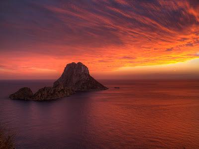 Ibiza riserva naturale es vedrà