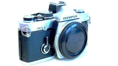 Olympus OM-2n (Chrome) Body #027