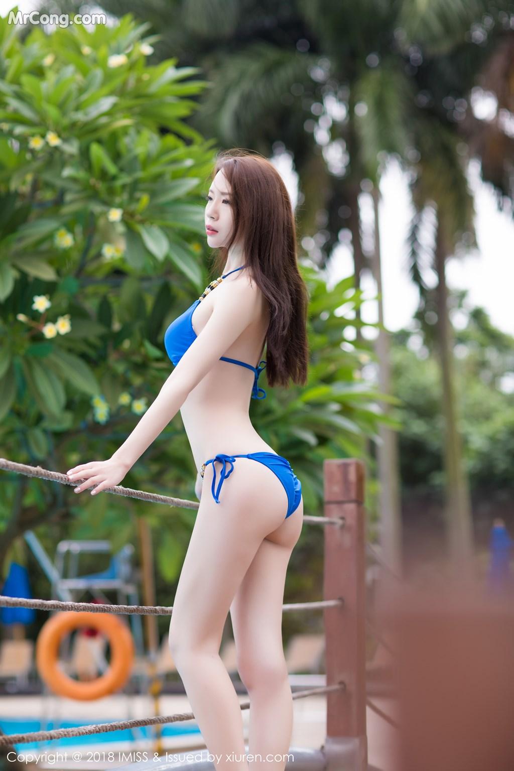 Image IMISS-Vol.234-Meng-Xin-Yue-MrCong.com-005 in post IMISS Vol.234: Người mẫu Meng Xin Yue (梦心月) (60 ảnh)