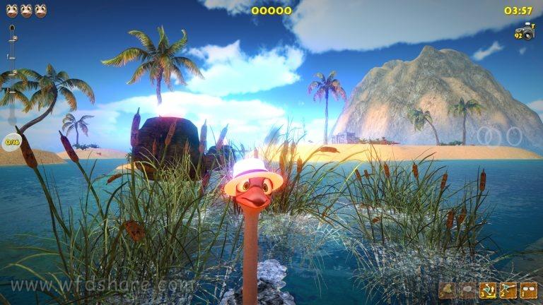 link google drive 100% working Ostrich Island repack rip