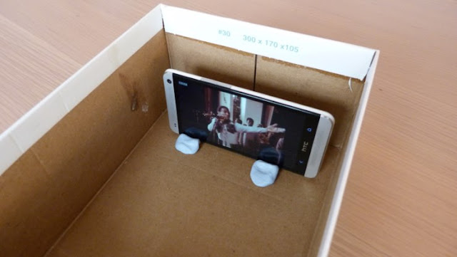 iPhone or Android Converting into a Projector
