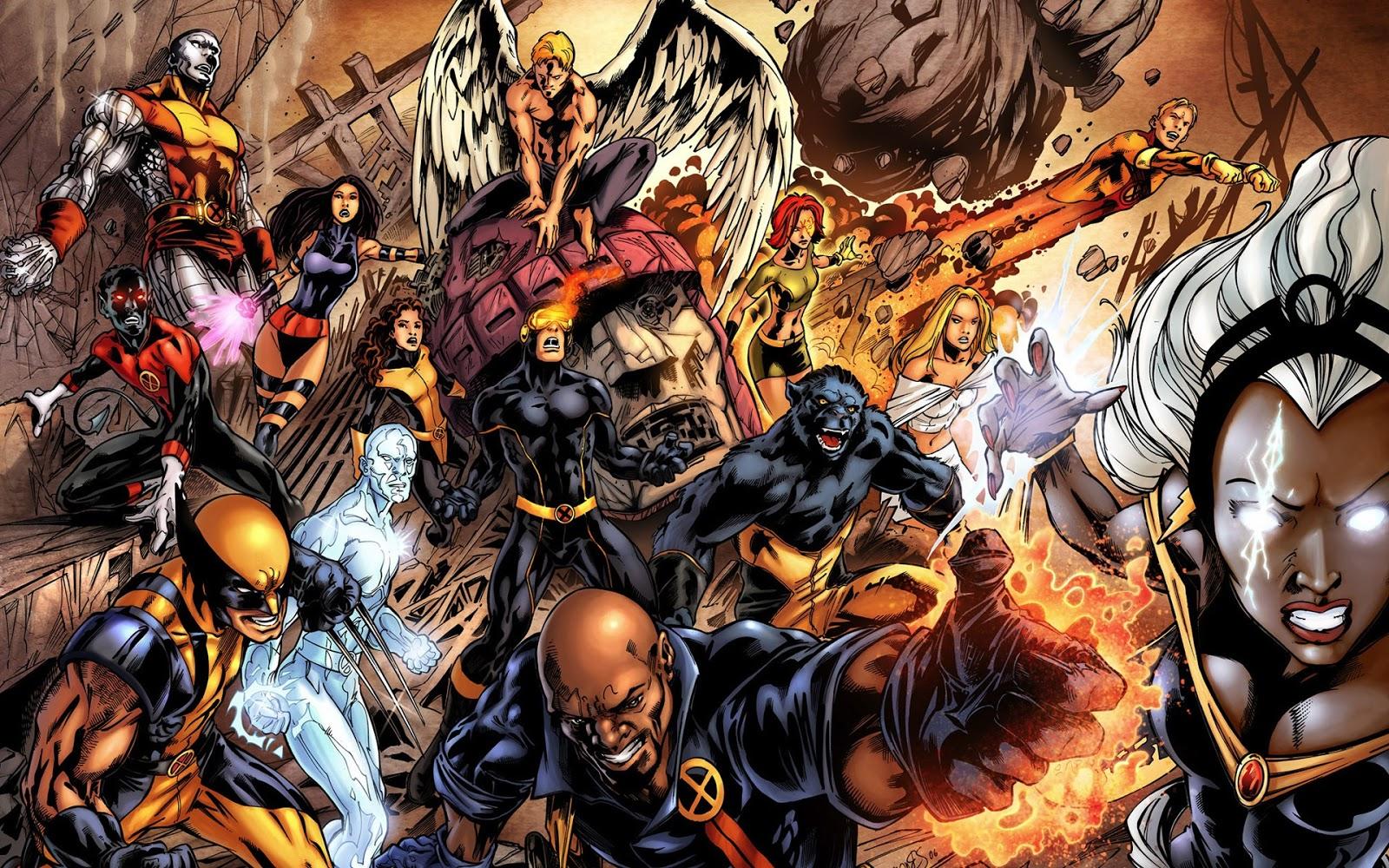 Lima Kisah Terbaik Komik X-Men