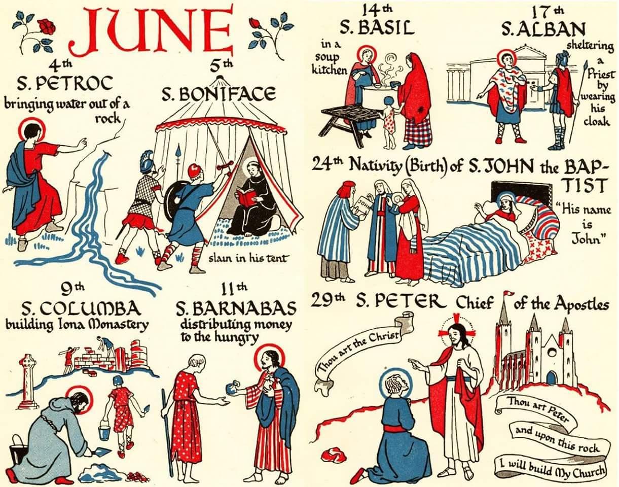 a catholic life: catholic feast days