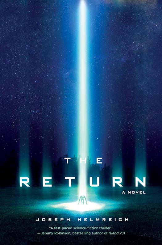 2017 Debut Author Challenge Update - The Return by Joseph Helmreich
