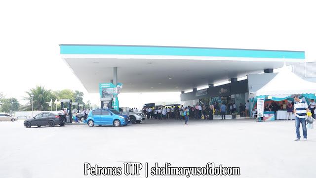 Sekitar Perasmian Stesen Minyak Petronas UTP Tronoh, Perak Dan Kempen Kesedaran Keselamatan Petroleum Peringkat Negeri Perak 2019