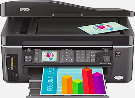 Epson scanner best printer
