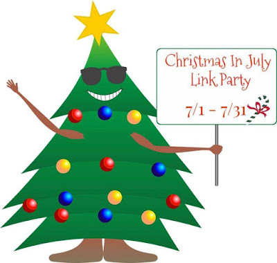 Christmas in July Linky Party