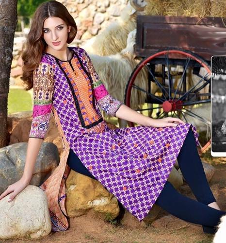Sanam Chottani Embroidered Tunic