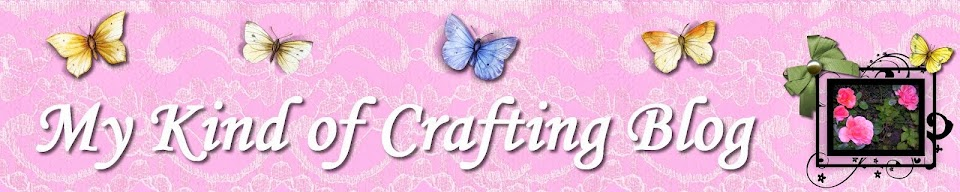 My Kind Of Crafting Blog
