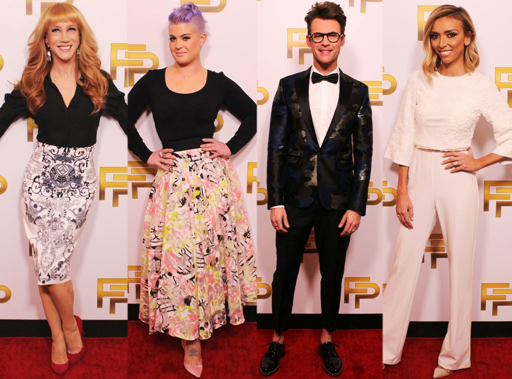 Fashion Police Hosts