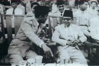 sukarno dan muhammad hatta