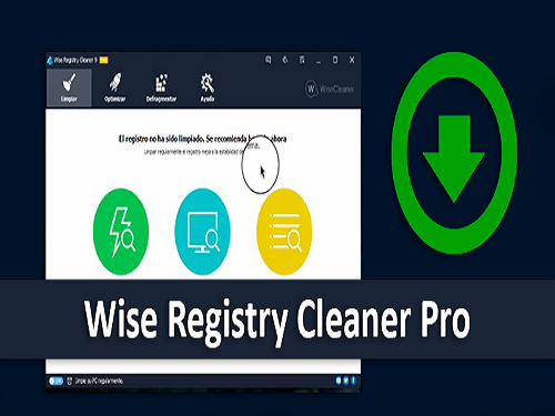 Wise Registry Cleaner Pro 9.6.1.627, Clean registry garbage, repair Windows errors and keep your PC at maximum performance.