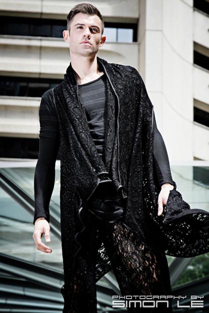 Jan Poborak • Male Model