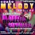Cd (Mixado) Carretinha Moleca Bandoleira (Melody 2016) - By Dj Hugo