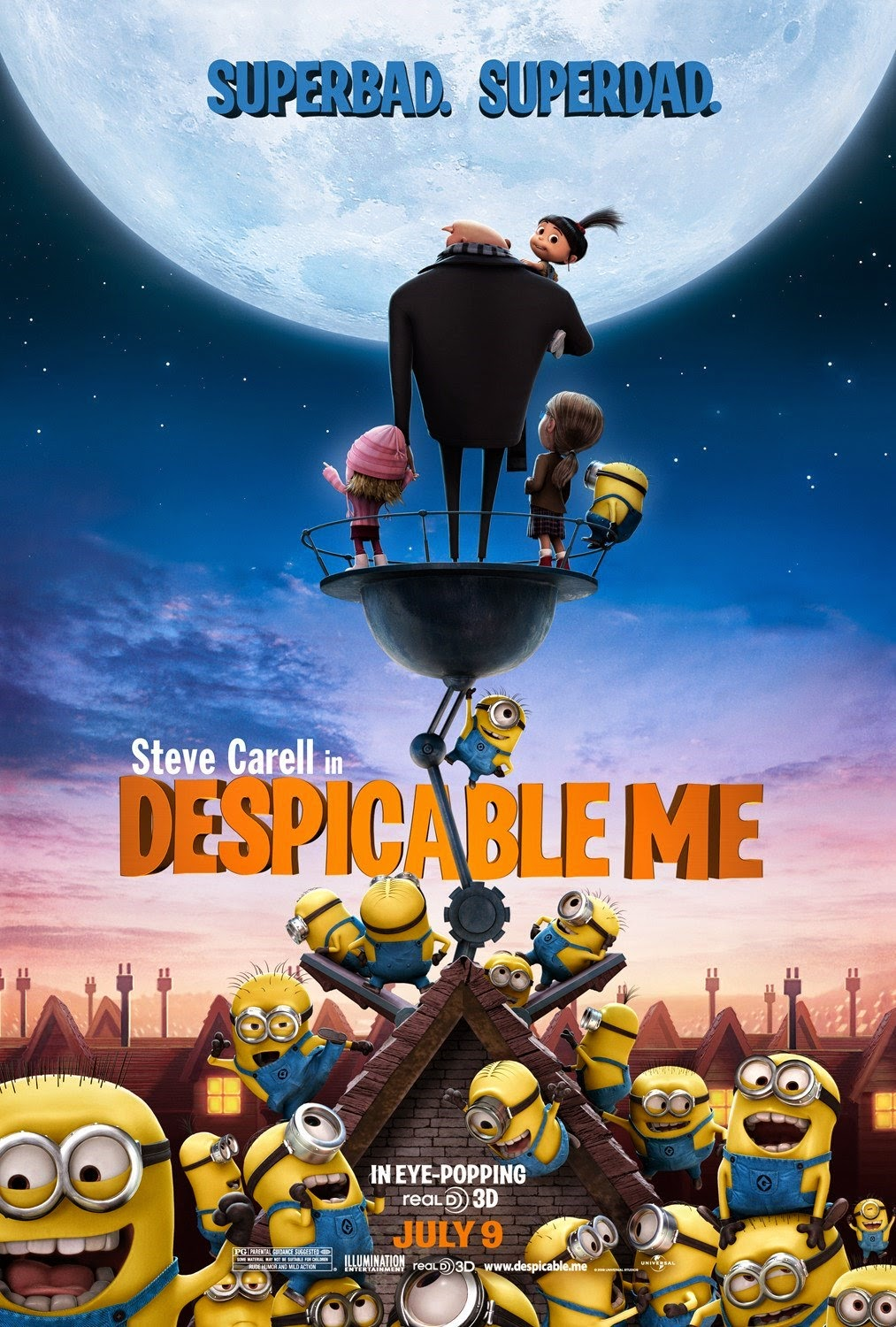 Despicable Me 2010 - Full (HD)