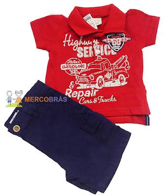 fábrica de roupa infantil