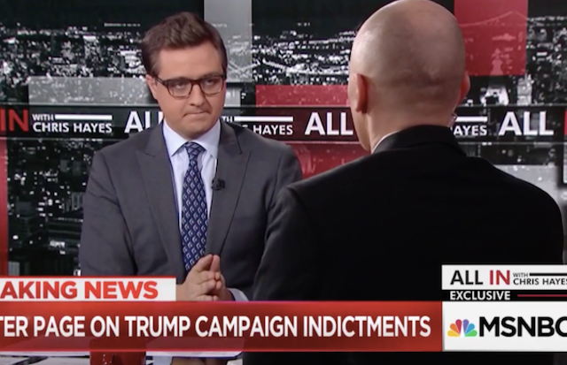 Michael Cohen and Paul Manafort Give 5 MSNBC Shows Their Largest Audiences Ever