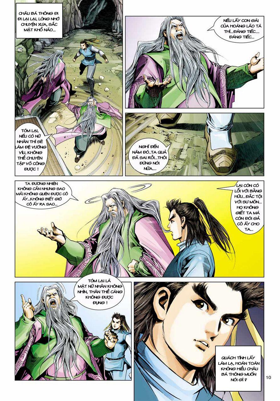 Anh Hùng Xạ Điêu anh hùng xạ đêu chap 43 trang 10