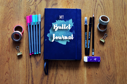 everything about my bullet journal (+ flip through)