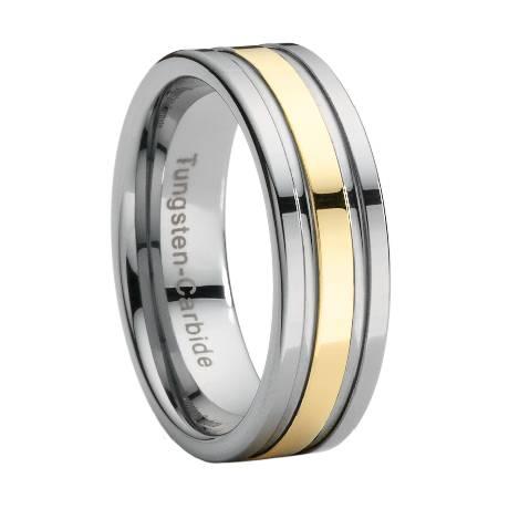 Men Wedding Ring Tungsten