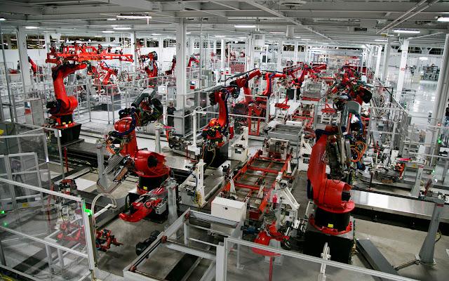 Automatización de Tesla
