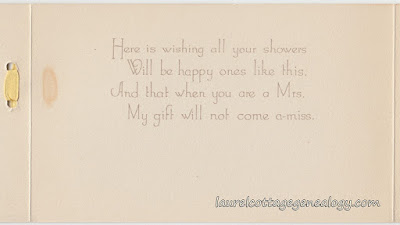 Wishes For Bridal Shower