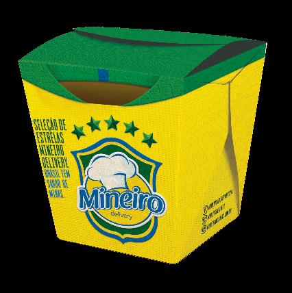 Mineiro Delivery lança pratos exclusivos inspirados nas vitórias do Brasil na Copa