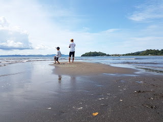 Spot unik di Pantai Surabaya, Wineru, Likupang Timur +jelajahsuwanto