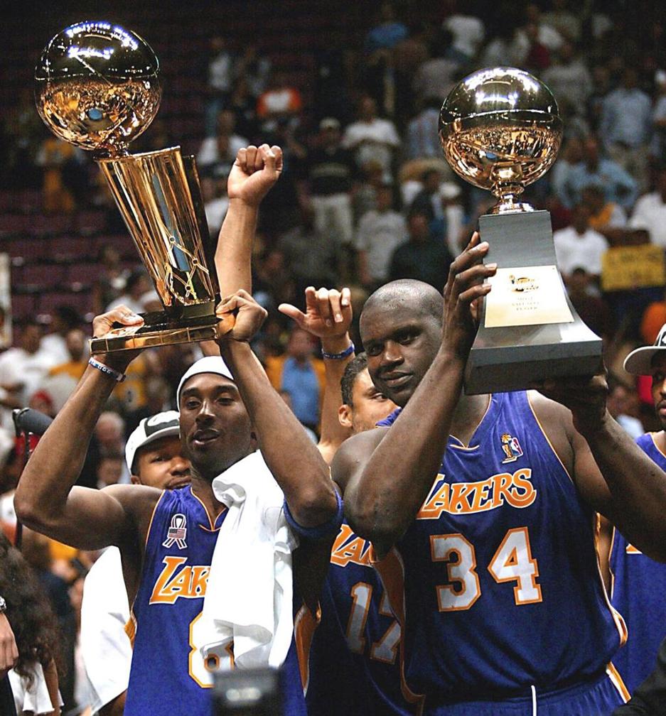 DAR Sports: 2002 NBA Finals- Los Angeles Lakers Vs New