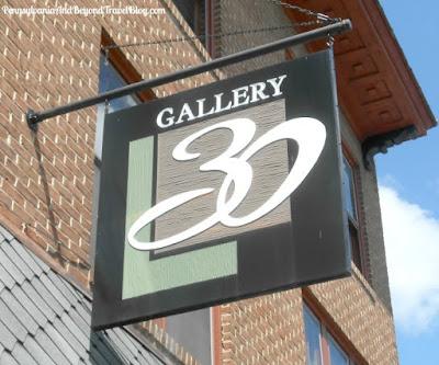 Gallery 30 in Gettysburg Pennsylvania