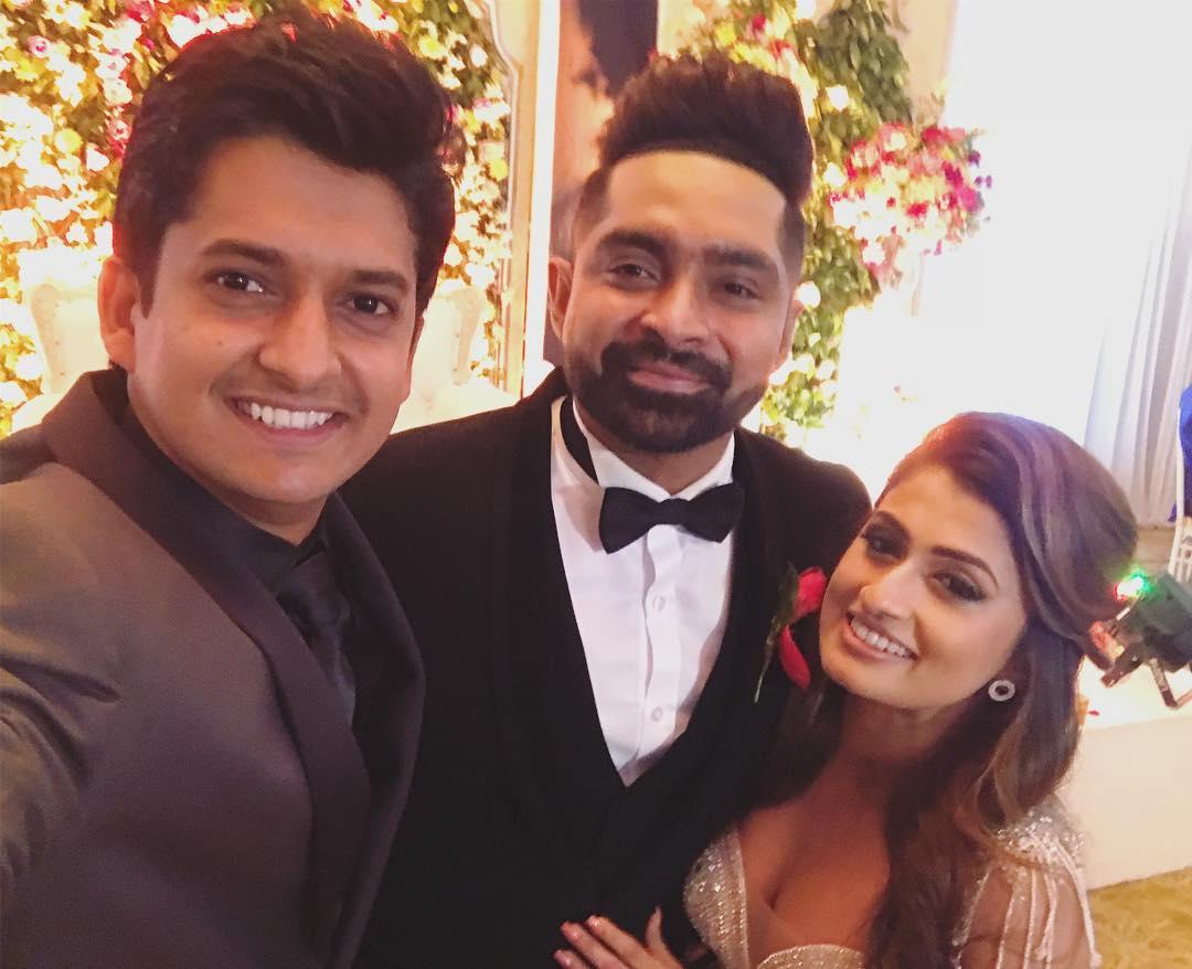 Actor kavinga perera's wedding
